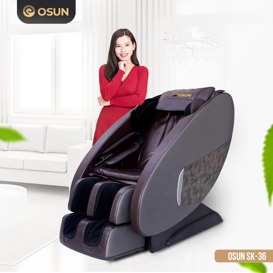 Phân biệt ghế massage toàn thân và giường massage