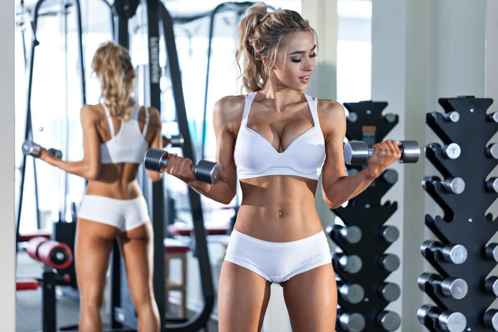 Tác dụng vượt trội khi phụ nữ tập gym là gì ?