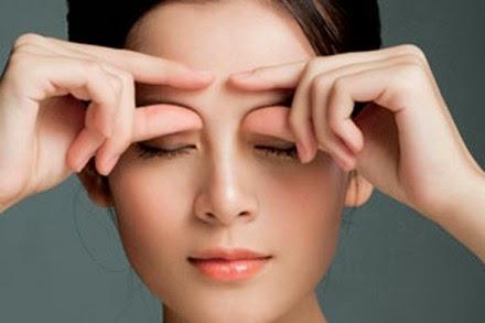 Hướng dẫn cách massage đầu giảm xua tan căng thẳng mệt mỏi