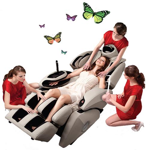 11 sự thật tuyệt vời về tác dụng của ghế massage toàn thân