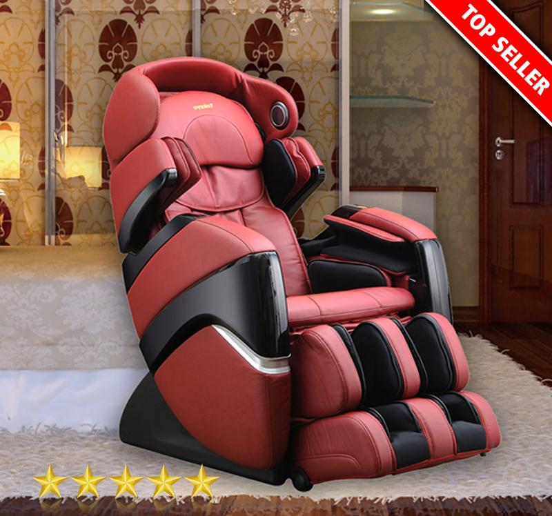 Ghế Massage Không Trọng Lực 4D Plus 2017 Tokuyo TC-711