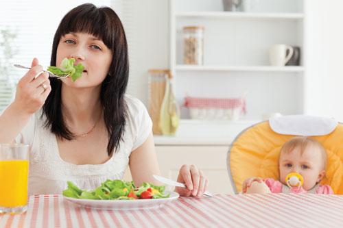Kết quả hình ảnh cho giảm cân sau sinh
