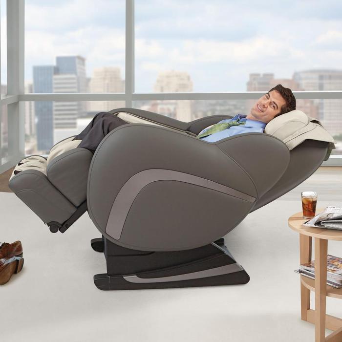 Ghế massage toàn thân dành cho người bị đau lưng có thực sự hiệu quả ?