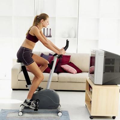 Làm thế nào để Xe đạp tập tại nhà hoạt động tốt