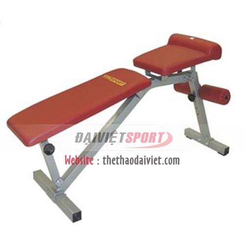 ghế tập cơ eo